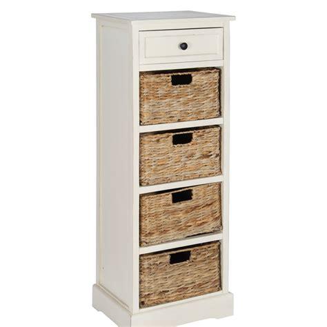 narrow table storage unit wooden unit