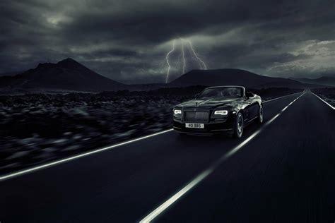 Official Rolls Royce Dawn Black Badge Gtspirit
