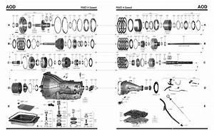 4l60e Transmission Parts Diagram