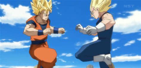 Goku Vs Vegeta (leia A Descrição )