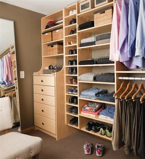 how to save closet space in your winter home