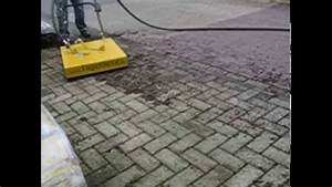 Pflastersteine Reinigen Hochdruckreiniger : tiefe fugen leicht reinigen youtube ~ Michelbontemps.com Haus und Dekorationen