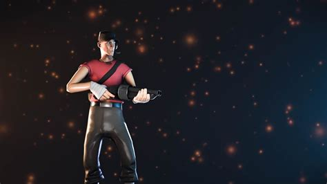 Team Fortress 2 Scout Wallpaper 74 Images