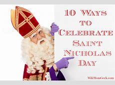 10 Ways to Celebrate Saint Nicholas Day