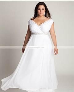robe de mariee grande taille pas chererobe pour femme With robe femme ronde pas cher