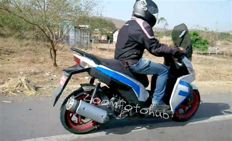 Review Benelli New Caffenero 150 by Benelli Caffenero 150 Spotted In Pune