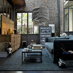 livingroom interiors 30 stylish and inspiring industrial living room designs digsdigs