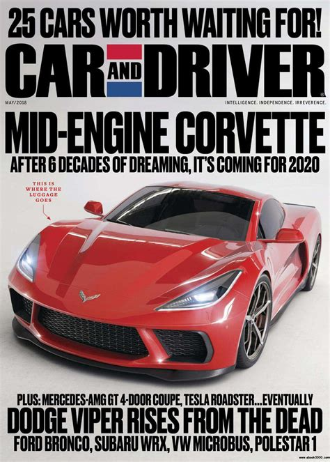 [pics] Car And Driver Renders The Midengine C8 Corvette