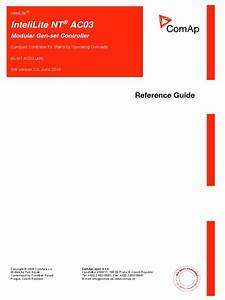 Ac03 2 0 Reference Guide