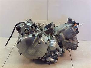 Complete Engine  98 99 00 Yamaha Yz125 Yz 125 Motor