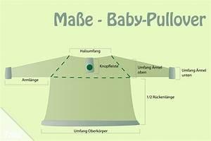 Maschenprobe Berechnen : s en baby pullover stricken anleitung f r gr en 56 86 ~ Themetempest.com Abrechnung
