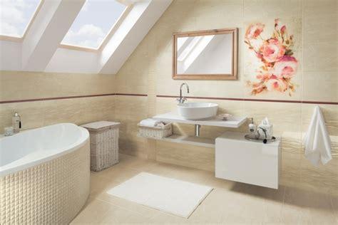 Fliesen Beige Bad by Badezimmer In Beige Modern Gestalten Tipps Und Ideen