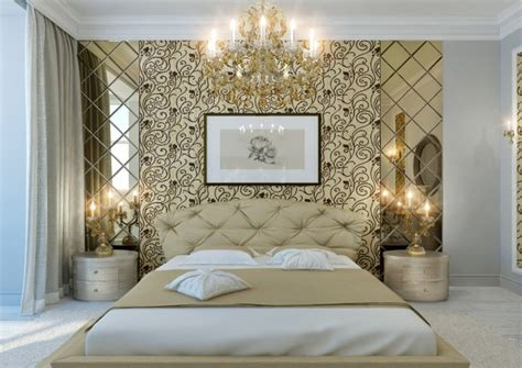 chambres à coucher modernes design mural chambre créatif et original en 25 idées