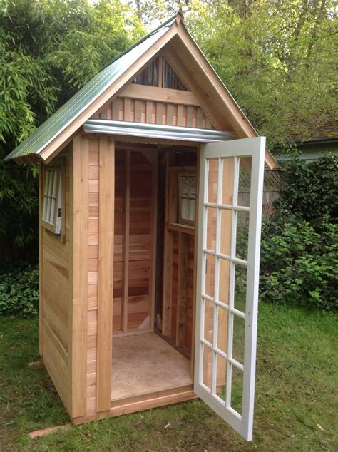 Shed From Recycled Materials by Beautiful Garden Shed Made From Recycled Materials