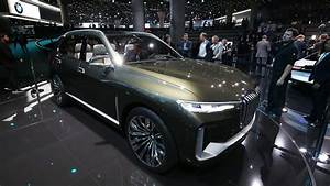 BMW Concept X7 iPerformance Debuts In Frankfurt