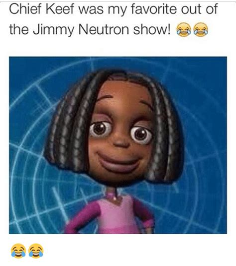 Jimmy Neutron Dank Memes - funny chief keef memes of 2016 on sizzle disney