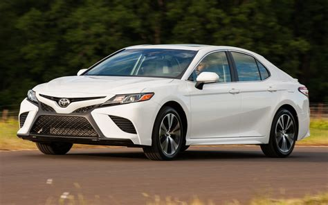 Toyota Camry Se (2018) Wallpapers And Hd Images