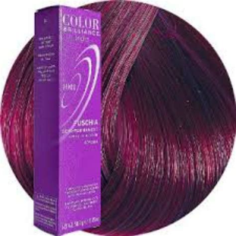 Ion Magenta Semi Permanent Hair Color Magenta
