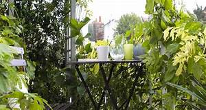 15 idees pour amenager un petit balcon avec jardin With awesome idee pour jardin exterieur 11 deco appartement peinture