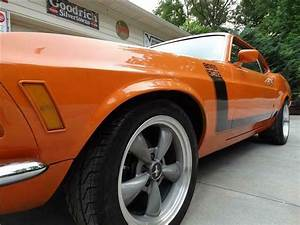 1970 Ford Mustang Fastback     5 Speed Manual Transmission