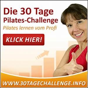 30 Tage Fitness : die 30 tage pilates challenge abnehmen und entspannen mit pilates ~ Frokenaadalensverden.com Haus und Dekorationen