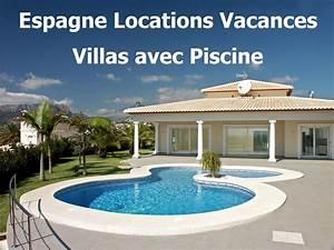 Location maison espagne avec piscine location espagne villa for Location maison en espagne avec piscine