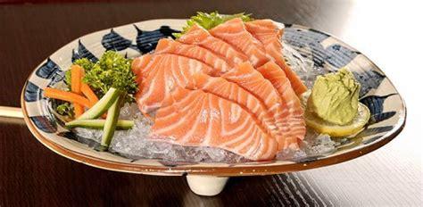 eat raw salmon siowfa science