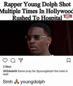 25+ Best Memes About Young Dolph | Young Dolph Memes