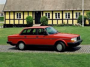 Volvo 244 Specs