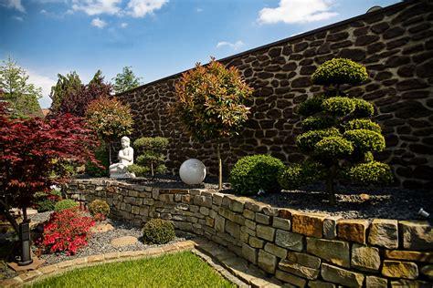gartenzaun sichtschutz stein eckhard klems garten und landschaftsbau