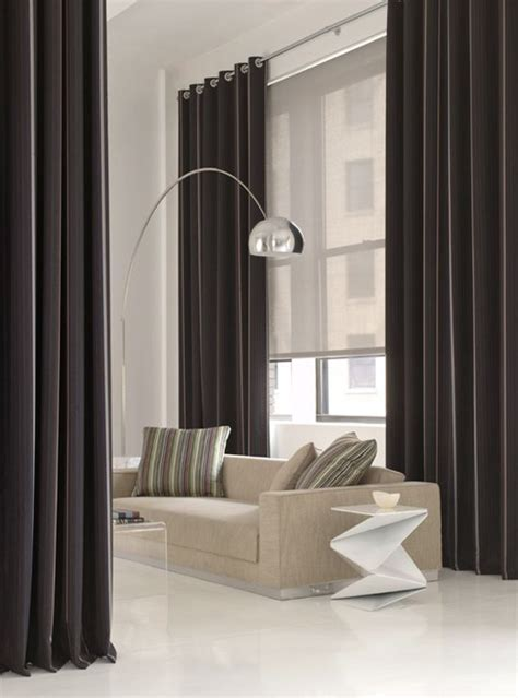 Living Room Curtain Ideas by Best 25 Modern Living Room Curtains Ideas On Pinterest