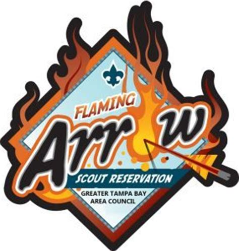 flaming arrow scout reservation greater tampa bay area council