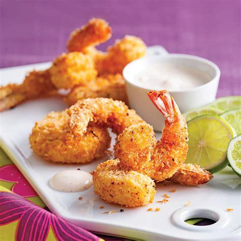 cuisiner crevette crevettes coco panko recettes cuisine et nutrition