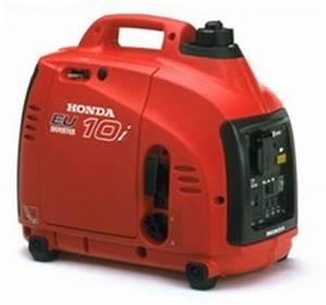 Groupe Electrogene Silencieux Honda : groupe electrogene honda eu10i 230v 1000 va 50 hz ~ Dailycaller-alerts.com Idées de Décoration