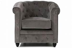 Fauteuil Chesterfield Pas Cher : fauteuil chesterfield pas cher ~ Teatrodelosmanantiales.com Idées de Décoration