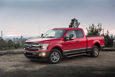 2018 Ford F 150 Power Stroke V6 Diesel Boasts Best In