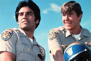 Stars Of Chips Ride Out Again As 80s Tv Cop Show Prepares