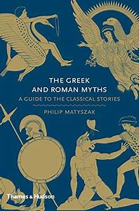 The Greek And Roman Myths  Book