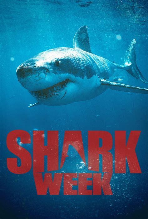 shark week coming july movies sharkweek banner theglobaldispatch