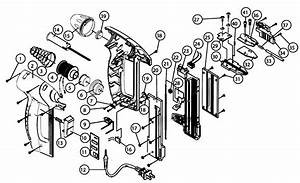 Craftsman Brad Nailer Parts