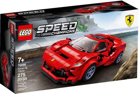 Instructions for lego 76895 ferrari f8 tributo. LEGO Speed Champions 76895 Ferrari F8 Tributo review   Brickset: LEGO set guide and database
