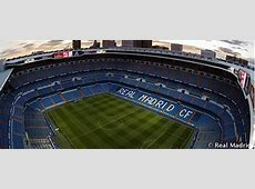 Hala Madrid Stadium Tours TheStadiumBusiness Design