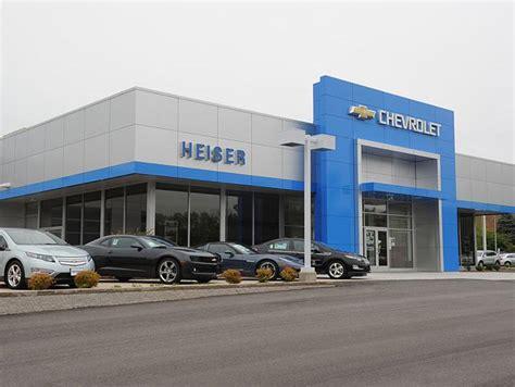 Heiser Chevrolet In West Allis  Serving Milwaukee
