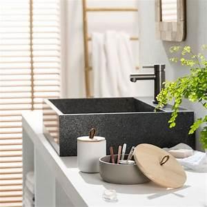 Accessoires Salle De Bain Design : accessoire salle de bains 20 produits c t maison ~ Melissatoandfro.com Idées de Décoration