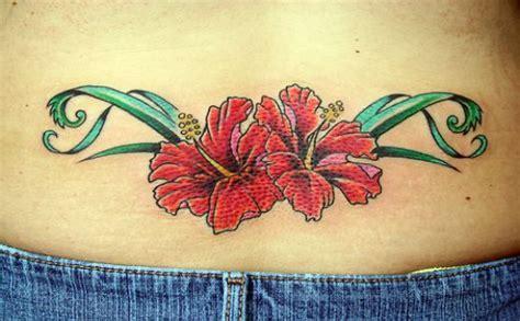 attractive tattoo designs     flower