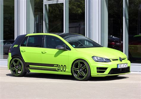 Golf R 400 Usa by 2015 Volkswagen Golf R 400 By Abt Front Photo Green