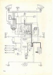1971 Vw Starter Wiring Diagram