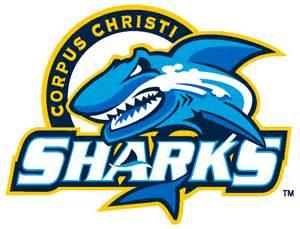 Shark Football Logo