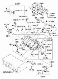 Hyundai Santa Fe Motor Assembly - Vcm