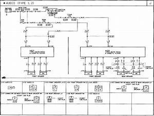 1991 Mazda B2600i Engine Control Wiring Diagram